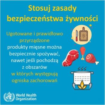 4. Stosuj zasady bezpieczeństwa żywności