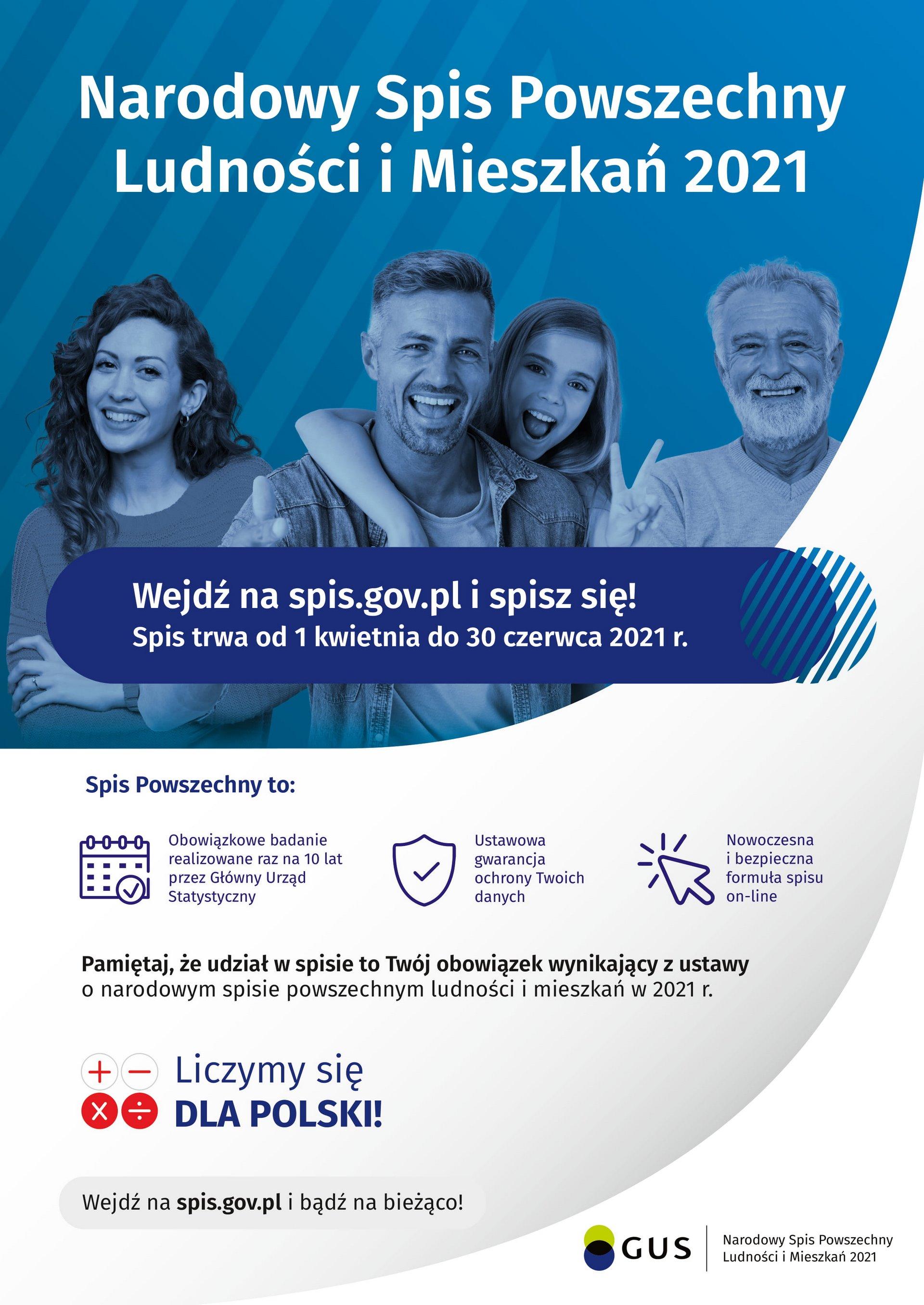 Plakat NSP 2021