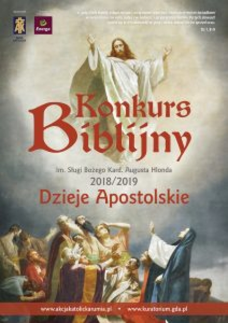Konkurs Biblijny im. Sł. Bożego kard. Augusta Hlonda
