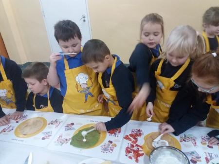 Warsztaty kulinarne z kucharzem Maciejem  Maciejewskim