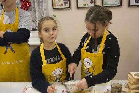 Warsztaty Kulinarne - Żółty Talerz