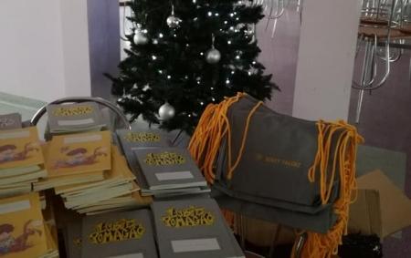 Prezenty na Boże Narodzenie od Kulczyk Foundation
