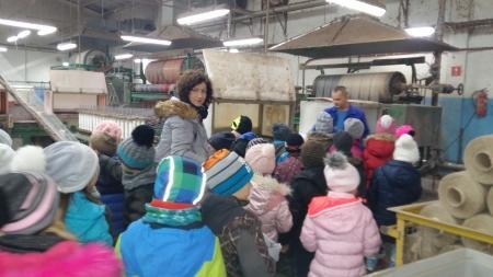 Wycieczka do Safilinu ( w klasie 1 - rok szkolny 2017/2018)