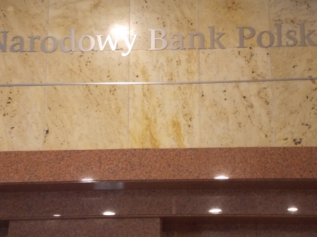 Z wizytą w Narodowym Banku Polskim