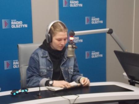Z wizytą w Radiu Olsztyn i TVP 3