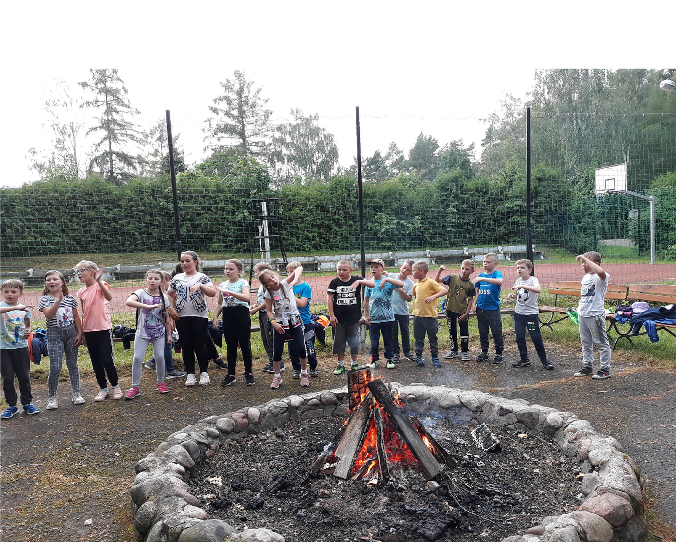 Waplewo - zielona szkoła - czerwiec 2019r.