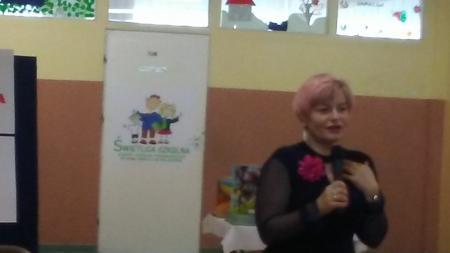 Wielkie spotkania-  Wioletta Piasecka