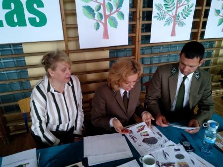 Turniej Wiedzy o lesie