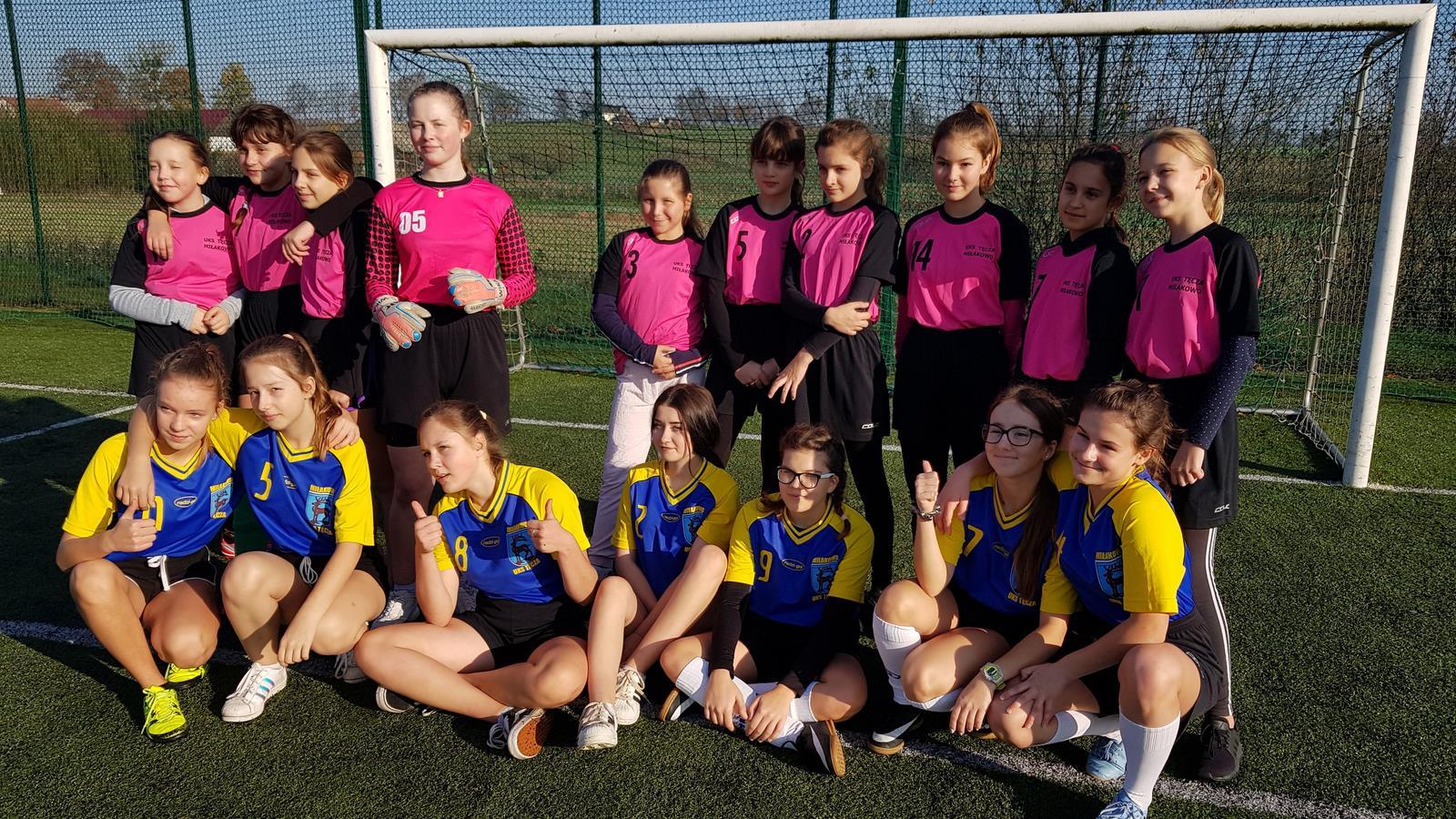 Międzyszkolny Turniej Piłki Nożnej w Mostkowie