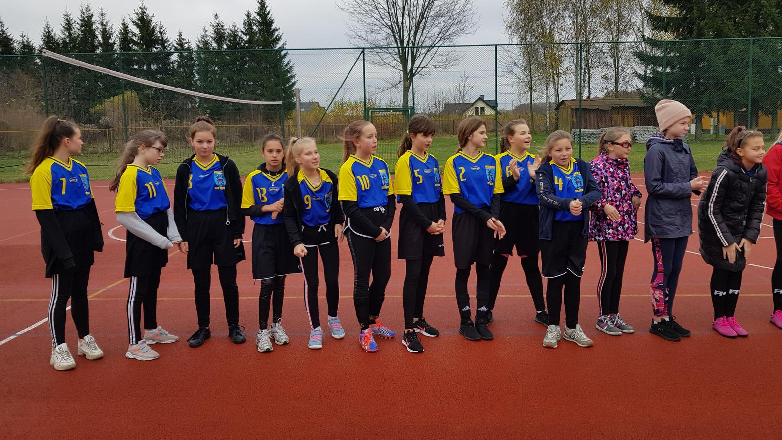 Powiatowy Turniej Piłki Nożnej Dziewcząt - Igrzyska dzieci