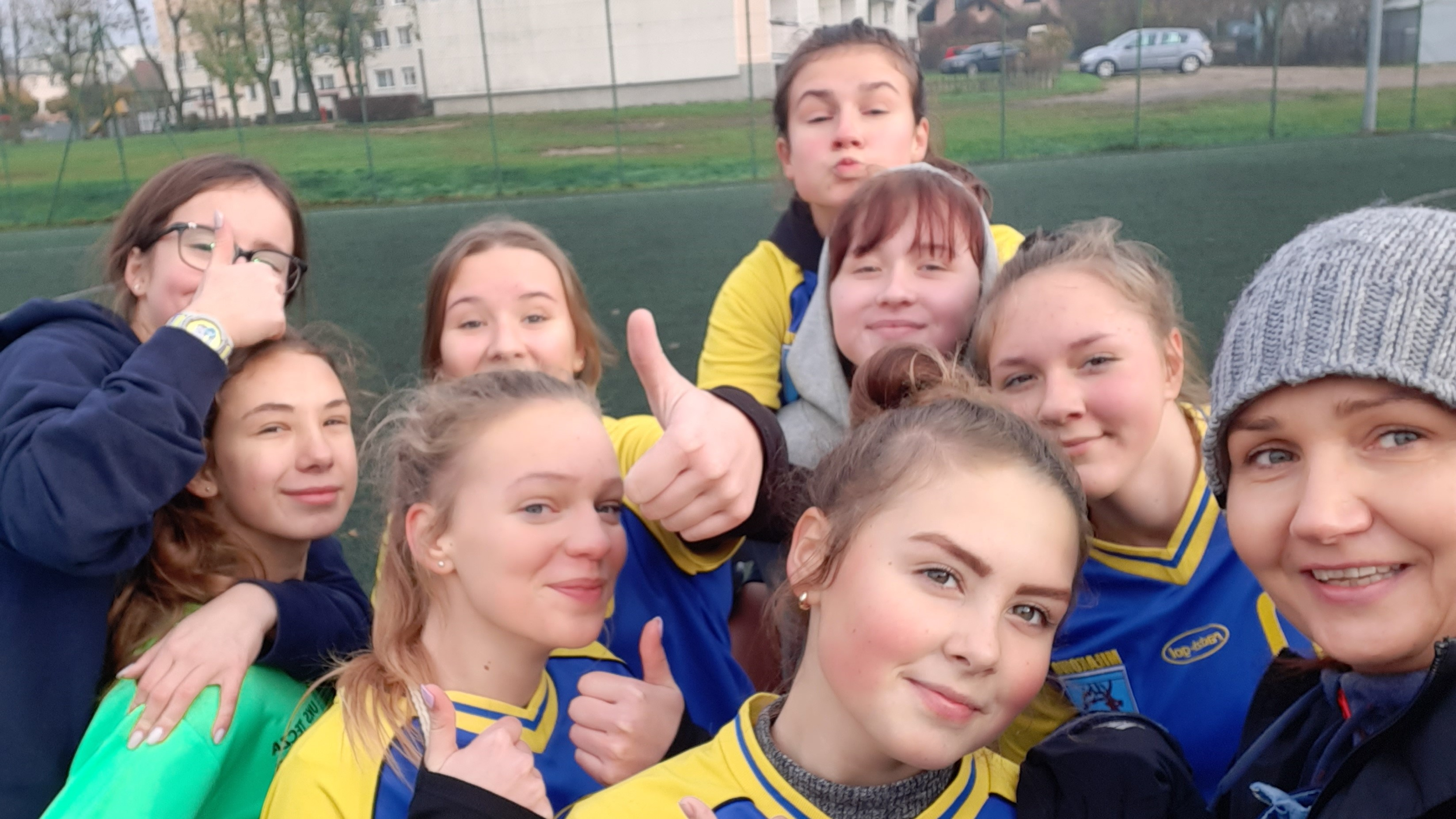 Mistrzostwa Powiatu Ostródzkiego w Piłce Nożnej Dziewcząt