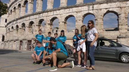 Zielona Szkoła Włochy - Chorwacja 2017