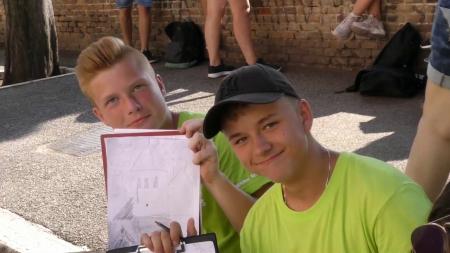 Zielona Szkoła Włochy 2018 - Polska-Irlandia