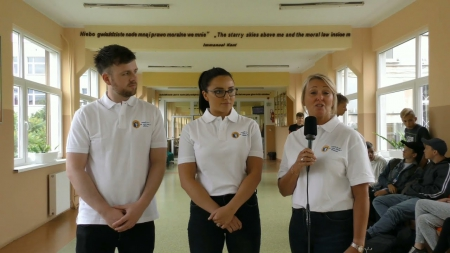 Interviews Dreams and Teams Summer Camp 2018 - Poland, England, Ireland, Russia