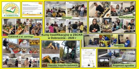 Zespół Szkół Centrum Kształcenia Rolniczego w Dobrocinie - Oferta kształce
