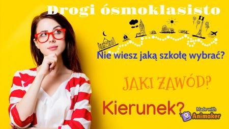 Zespół Szkół Ekonomicznych i Technicznych w Pasłęku - Oferta na rok szkoln