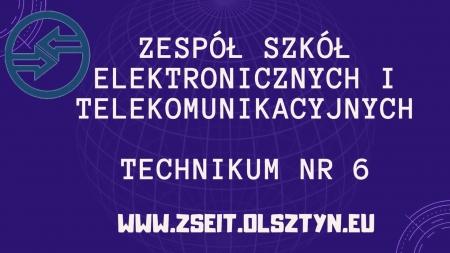 Zespół Szkół Elektronicznych i Telekomunikacyjnych w Olsztynie - Oferta na r